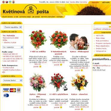 Květinová pošta