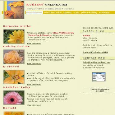 Květiny-online.com